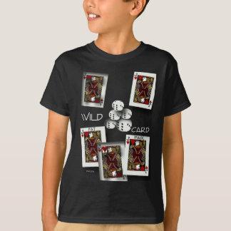 Camiseta Curinga (para o roupa escuro)
