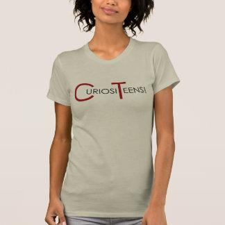 Camiseta CuriosiTeens!