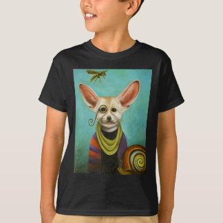 Camiseta Curioso como o Fox de A