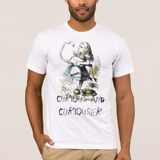 Camiseta Curioso e mais curioso