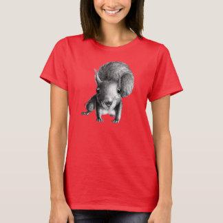 Camiseta Curious Squirrel