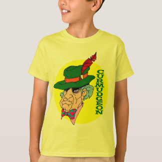 Camiseta Curmudgeon duro
