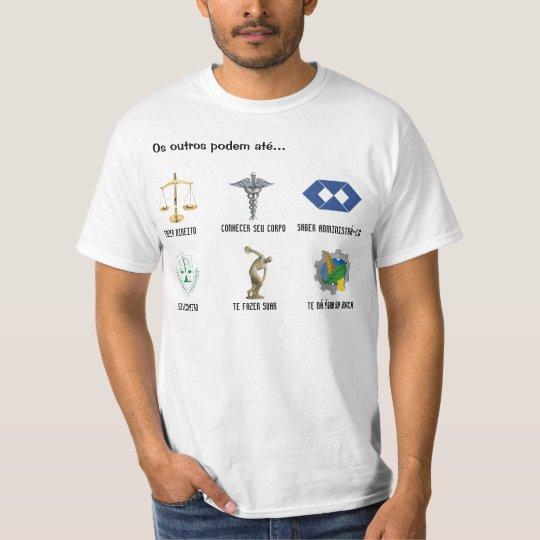 Camiseta Curso Aviação Civil - MaR Style 2010