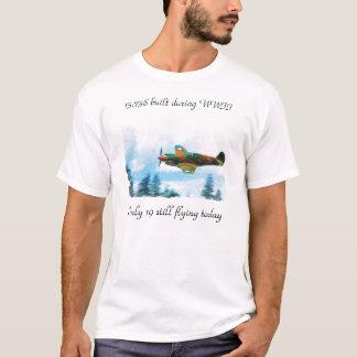 Camiseta Curtiss P-40 Warhawk
