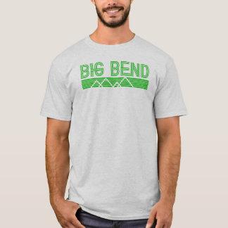 Camiseta Curvatura grande