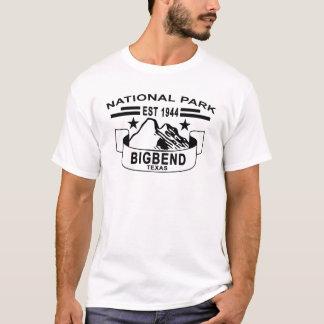 Camiseta CURVATURA GRANDE TEXAS.png do PARQUE NACIONAL