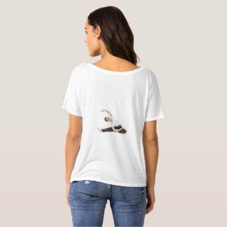 Camiseta Curvatura lateral