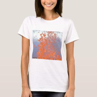 Camiseta cuspe da lava