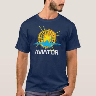 Camiseta Customizável bonito um--um-amável do aviador
