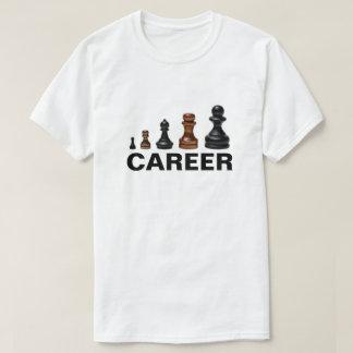 Camiseta Customizável engraçado da carreira profissional