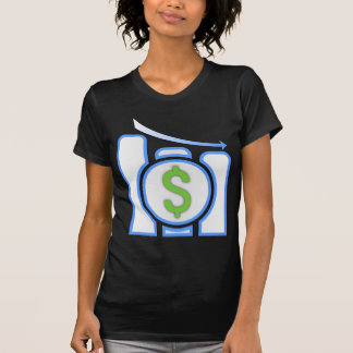 Camiseta Custos para baixo