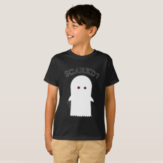 Camiseta Cute dia das bruxas Ghost Costume - Shirt