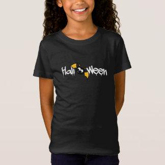 Camiseta Cute dia das bruxas Pediu - morcego