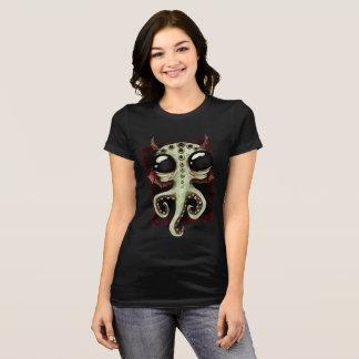 Camiseta CUTEHULHU - Cthulhu novo bonito, monstro do polvo