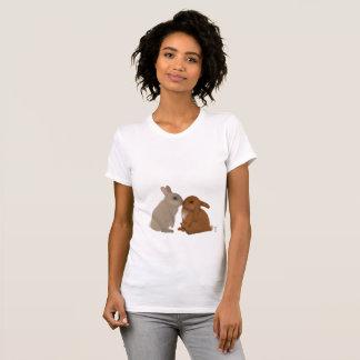 Camiseta Cuteness do coelho