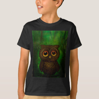 Camiseta Cutie da coruja