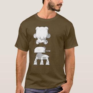 Camiseta CV08 brn pln/el