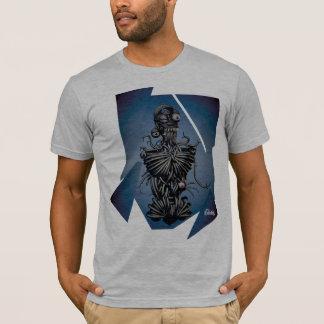 Camiseta Cyber Skull