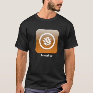 Camiseta cydia1, tweaker