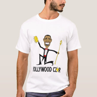 Camiseta Czar de Hollywood
