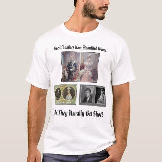Camiseta Czar Nicholas e Czarina Alexandra, o último C…