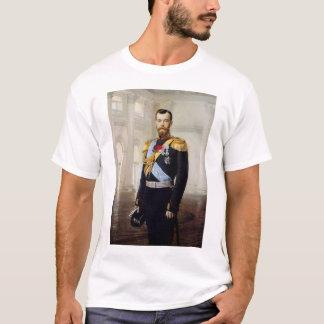 Camiseta Czar Nicholas II