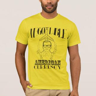 Camiseta D.B. Tanoeiro - moeda americana negociável
