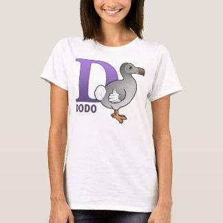 Camiseta D é para o Dodo