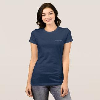 Camiseta da academia do VanDamme das mulheres