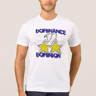Camiseta da autoridade do domínio
