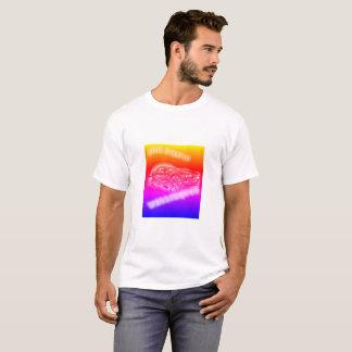 Camiseta da COR do TIGRE de CARLOS