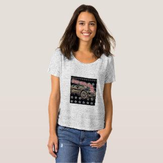 Camiseta da COR do TIGRE do CARRO