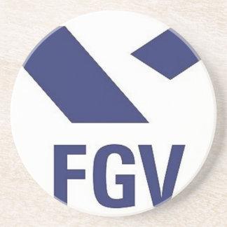 Camiseta da FGV Porta Copos Para Bebidas
