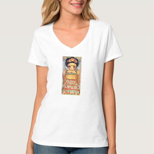 Camiseta da Frida Khalo