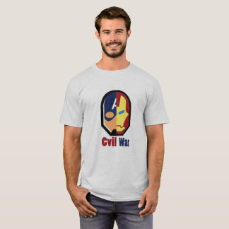 Camiseta da guerra civil
