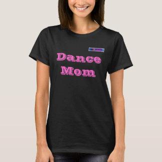 Camiseta da mamã DCPAC da dança