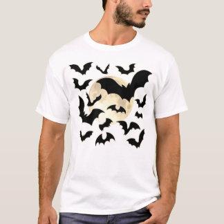 Camiseta Da noite t-shirt do Dia das Bruxas para fora