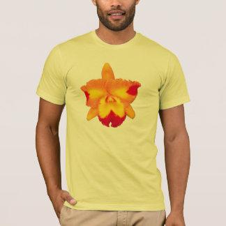Camiseta da orquídea