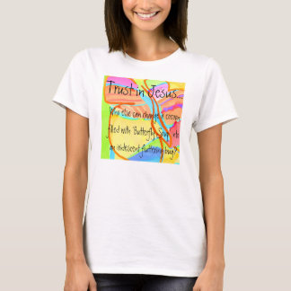 "Camiseta Da ""t-shirt da boneca das senhoras da sopa"
