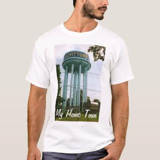 "Camiseta Da ""t-shirt da torre de água de Levittown minha"