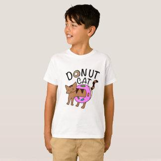 """Camiseta Da """"t-shirt do gato rosquinha"""""""