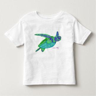 Camiseta da tartaruga de mar