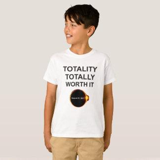 Camiseta Da totalidade valor totalmente ele, t-shirt do