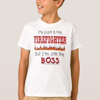 Camiseta dadisfirefighter