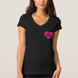 Camiseta Dador de órgãos - quem não quer uma parte deste?
