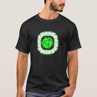 Camiseta Dados de Meeple