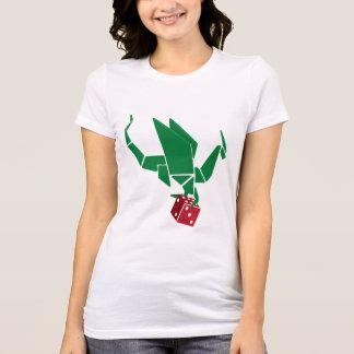 Camiseta Dados do dragão