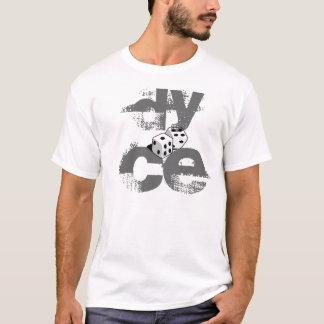 Camiseta dados, dyce