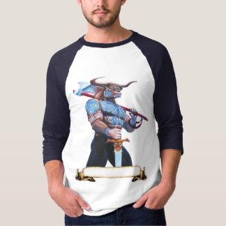 Camiseta Daedalus Minotaur de Crete