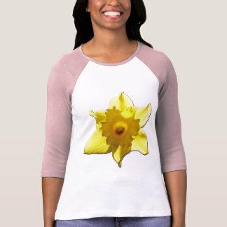 Camiseta Daffodil 1,0 da trombeta amarela